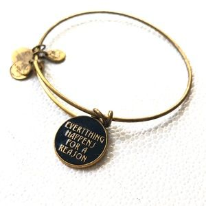 Alex + Ani Everything Happens for a Reason Charm